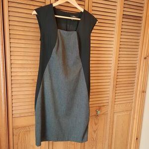 Mexx Classic Black & Gray dress